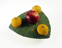 Reuleaux Fruit Holder
