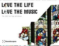 Consistent Campaign for SOUNDSCAPES MUSIC