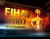 Ad for International Fair of Havana 2007