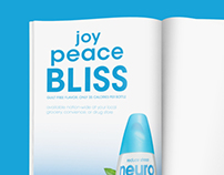 neuroBLISS Magazine Advertisement