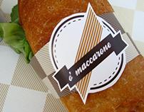 O' Maccarone / Brand Design