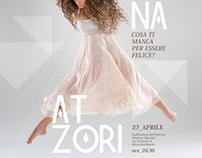 Simona Atzori - poster