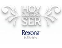 Hoy Quiero Ser - Rexona  Women México