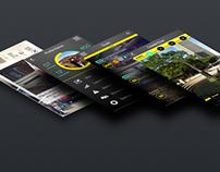 Urban Adventures App Concept