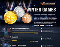 CrossFire - Winter Games Event
