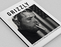 Grizzly Magazine - Issue 1