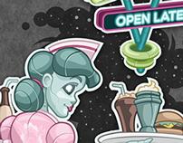 Galaxy's Diner