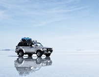 Land Cruiser Tour, Bolivia