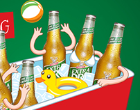 Tooheys Extra Dry 12 Days of Christmas