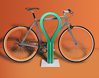 Loop Bike Rack