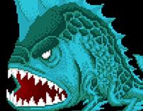 Fishy Piranha
