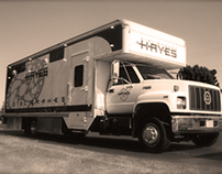Hayes World Cup Tech Truck from Back in the Day