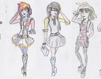 Monster High Genderbends