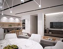 """""""Sun Gateway"""" Apartment Kyiv"""