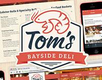 Tom's Bayside Deli