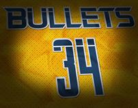 Brisbane Bullets Rebrand