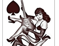 Betty Queen of Spades
