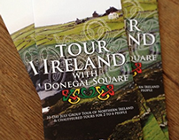 Tour Ireland With Donegal Square