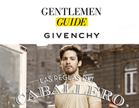 Gentelman Guide, Givenchy