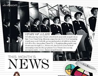 ELLE Indonesia October 2013: Fashion Highlights