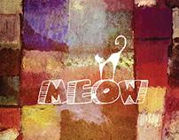 Branding for MEOW Cafe