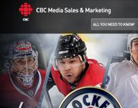 CBC Media Sales & Marketing Website