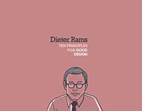 Dieter Rams | Ten principles for Good Design