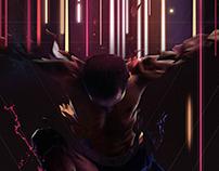 Fall attack - Ten Fotolia Collection Contest