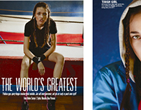 The World's Greatest - CosmoGIRL! January 2013