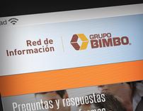 Bimbo, App Red de Informacióm