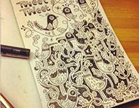 Sketchbook 2013