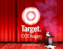 Target - Animated Logo - Retail