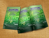 Bangon Estehanon Promotional Materials