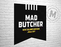 Mad Butcher Rebrand