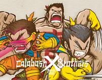 X-MEN x CALABASH BROTHERS