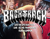 Backtrack Lost in Life Asia Tour 2014