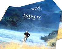 Hardy Fishing Tackle Brochure