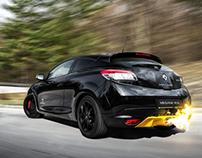 Renault Megane R.S. RedBull Edition