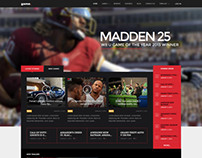 Game WordPress Theme