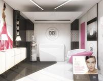Dibi Center - Design Concept