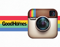 GoodHomes Magazine India - Instagram Contest Wall Posts