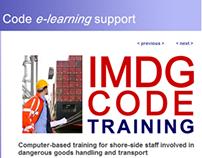 IMDG Code e-learning