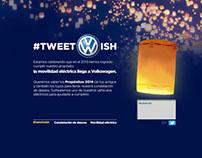 Tweet Wish for Volkswagen