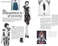 ELLE Indonesia January 2014: Fashion New Designer