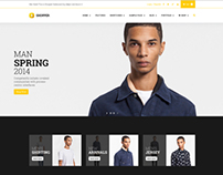 Shopper - MultiPurpose eCommerce Theme