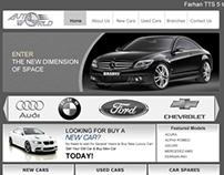 Auto-world Cars Website