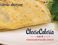 CheeseCakeria Café