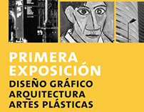 Folleto Exposición / Exposition Brochure
