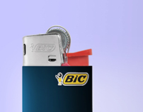 BIC - Design on fire