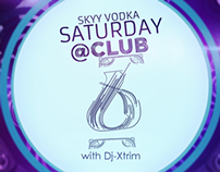 Sky Vodka Saturday's @ Club -1